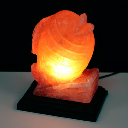 Fish Shaped Salt Lamp