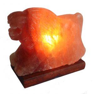 Animal salt Lamp – Lion 3-4kg