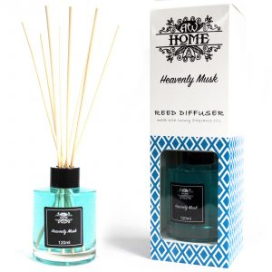 120ml Reed Diffuser – Heavenly Musk