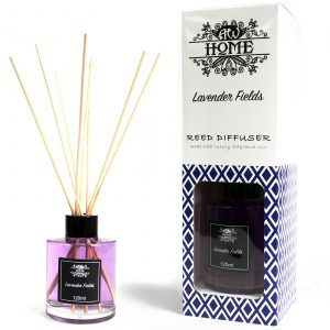 120ml Reed Diffuser – Lavender Fields