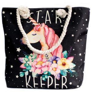 Rope Handle Bag – Star Unicorn Keeper