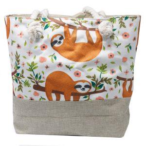 Rope Handle Bag – Sloths