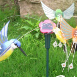 Solar Humming Bird (colours may vary)