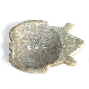 Large Soapstone Dish – Frog