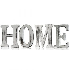 Shabby Chic Letters – HOME