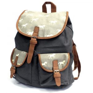 Traveller Backpacks – 2 Pocket Horses