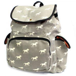 Traveller Backpacks – 3 Pocket Horses