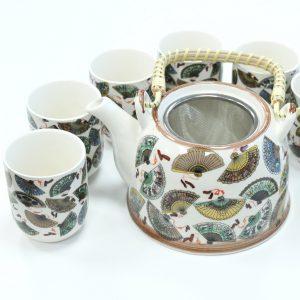 Herbal Teapot Set – China Fans