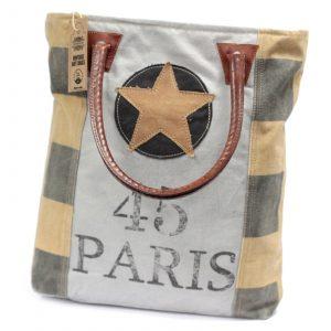 Vintage Bag – Paris Star