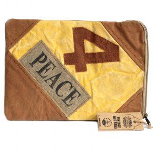 Vintage Bag – Tablet Pouch-4 Peace