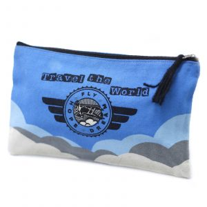 Classic Zip Pouch – Travel The World