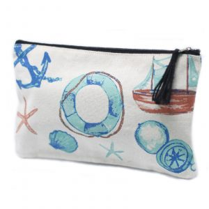 Classic Zip Pouch – Anchors