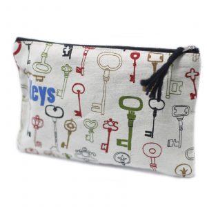 Classic Zip Pouch – Keys