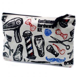 Classic Zip Pouch – Gentlemens Hardware
