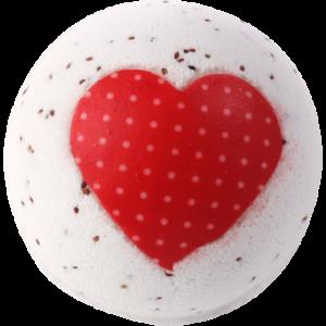 Love Heart Bath Blaster