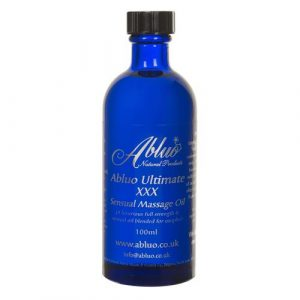 Ultimate Sensual Massage Oil from Abluo 100ml
