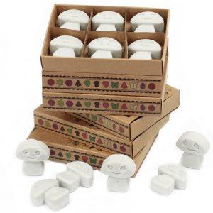 Box of 6 Wax Melts – Dark Patchouli