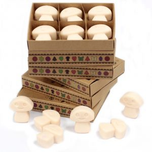 Box of 6 Wax Melts – Vanilla Nutmeg