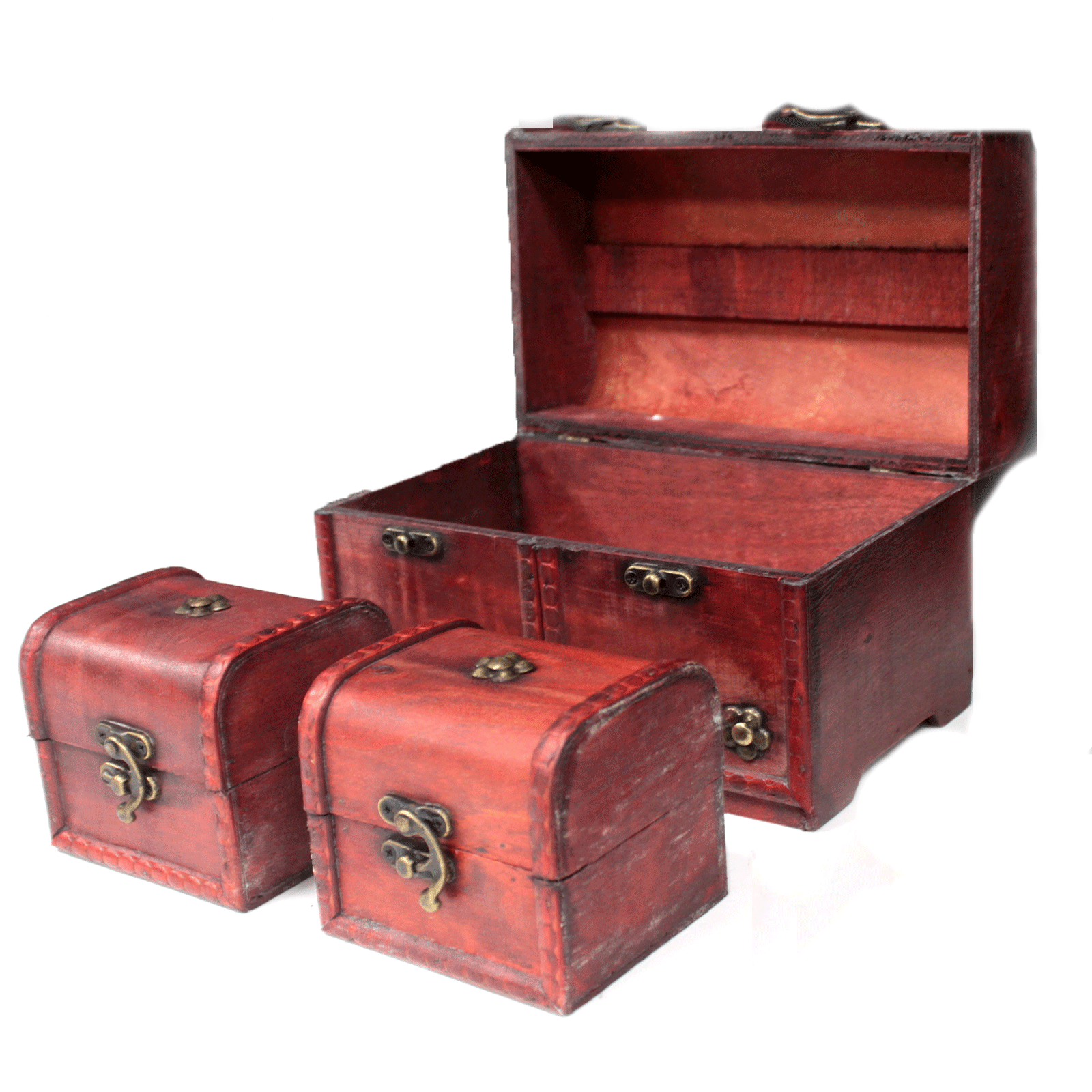 Large Classic Chest – Set of 3