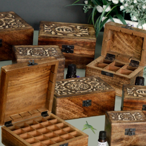 Essential Oils Storage Boxes