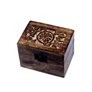 Mango Aromatherapy Box – Floral (holds 6)